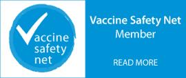 Membre du réseau Vaccine Safety Network de l'OMS